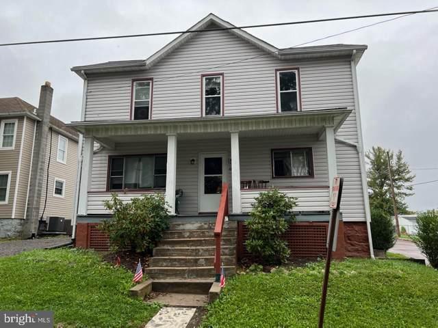 77 Spring Street, FROSTBURG, MD 21532 (#MDAL2000023) :: McClain-Williamson Realty, LLC.
