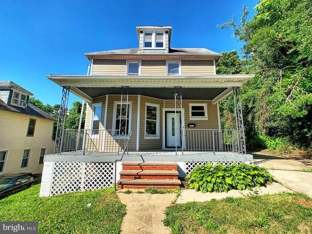 4111 Idaho Avenue, BALTIMORE, MD 21206 (#MDBA2000666) :: Sunrise Home Sales Team of Mackintosh Inc Realtors