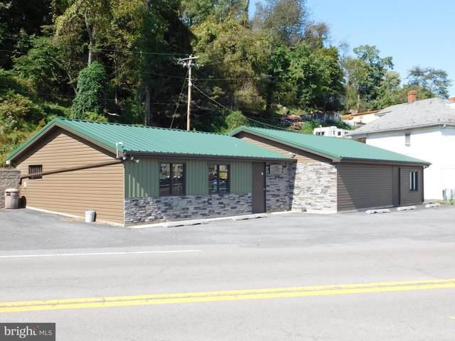465 Veterans Memorial Highway, RIDGELEY, WV 26753 (#WVMI2000009) :: Monarch Properties