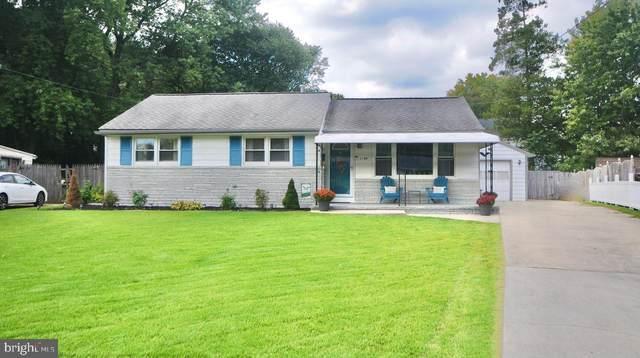 1129 Lawnton, WEST DEPTFORD, NJ 08096 (MLS #NJGL2000141) :: The Sikora Group