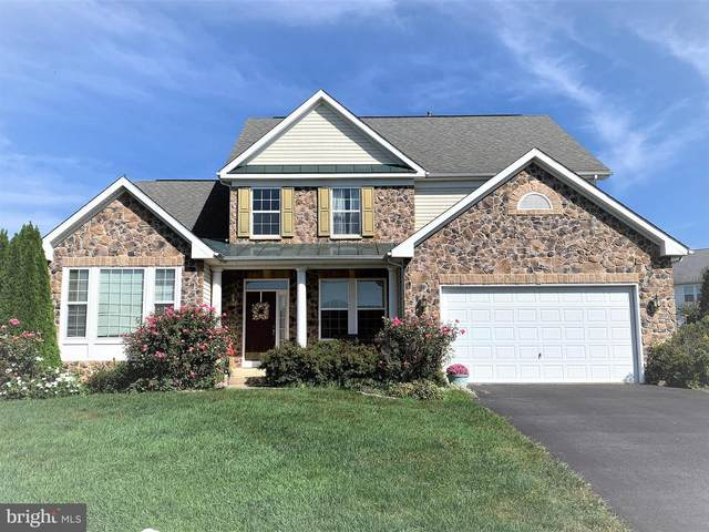 1227 Briarbend Way, GREENCASTLE, PA 17225 (#PAFL2000059) :: The Sky Group