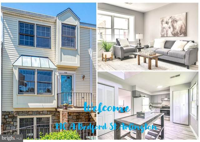 110-A N Bedford Street, ARLINGTON, VA 22201 (#VAAR2000350) :: The Riffle Group of Keller Williams Select Realtors