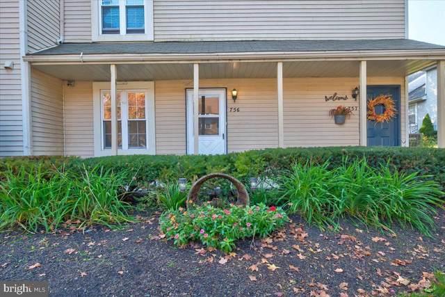 756 E Parker Street C1, LANGHORNE, PA 19047 (#PABU2000241) :: Linda Dale Real Estate Experts