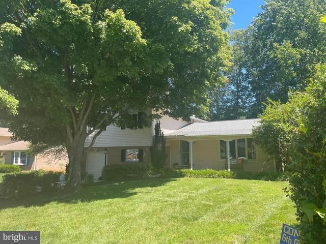 5354 Gainsborough Drive, FAIRFAX, VA 22032 (#VAFX2001126) :: The Schiff Home Team