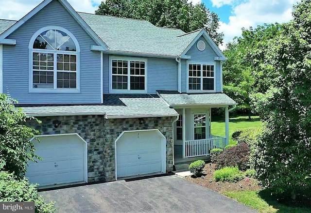 10 Village Court, LAWRENCEVILLE, NJ 08648 (#NJME2000286) :: Blackwell Real Estate