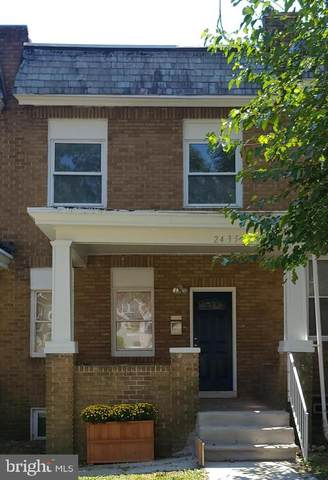 2435 Shirley Avenue, BALTIMORE, MD 21215 (#MDBA2000684) :: The Gus Anthony Team