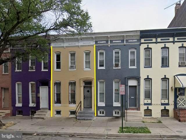 723 Baker Street, BALTIMORE, MD 21217 (#MDBA2000686) :: Shamrock Realty Group, Inc