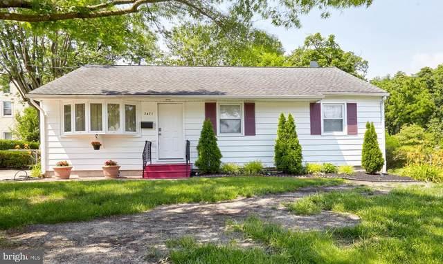 3471 Gladwyn Avenue, PENNSAUKEN, NJ 08109 (#NJCD2000390) :: McClain-Williamson Realty, LLC.
