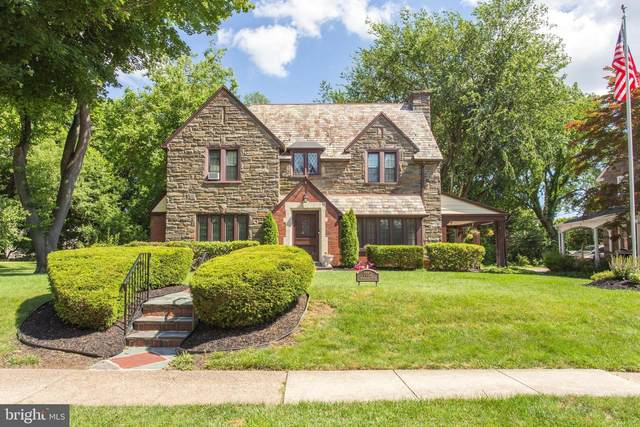 7052 Greenhill Road, PHILADELPHIA, PA 19151 (#PAPH2001514) :: The Matt Lenza Real Estate Team