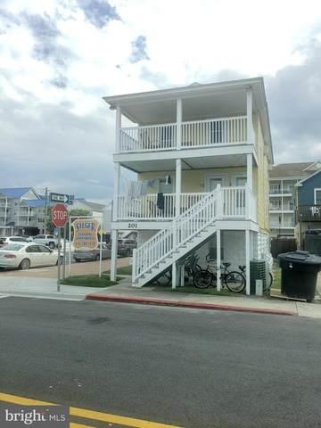201 Dorchester Street, OCEAN CITY, MD 21842 (#MDWO2000088) :: Talbot Greenya Group