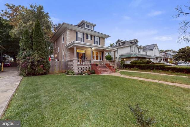 3807 Chatham Road, BALTIMORE, MD 21215 (#MDBA2000449) :: The Putnam Group
