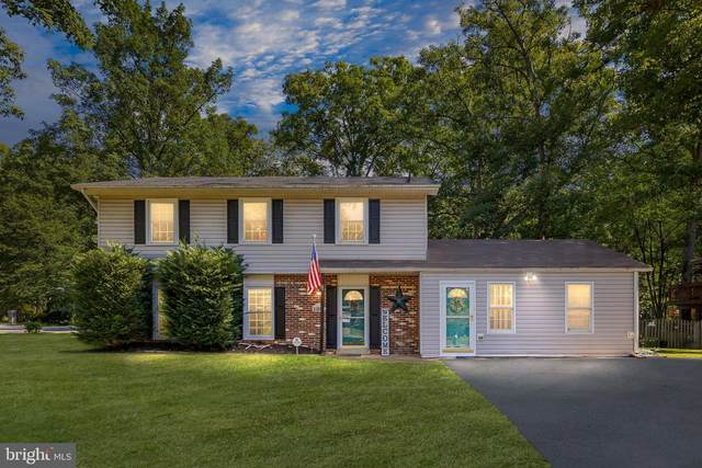 3509 Waverly Drive, FREDERICKSBURG, VA 22407 (#VASP2000128) :: Boyle & Kahoe Real Estate