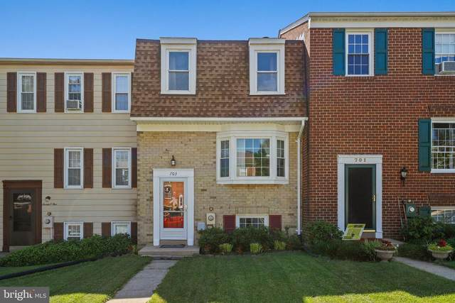 703 Horpel Drive, MOUNT AIRY, MD 21771 (#MDCR2000130) :: Jim Bass Group of Real Estate Teams, LLC