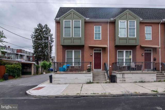 138 S West Street, YORK, PA 17401 (#PAYK2000298) :: The Heather Neidlinger Team With Berkshire Hathaway HomeServices Homesale Realty