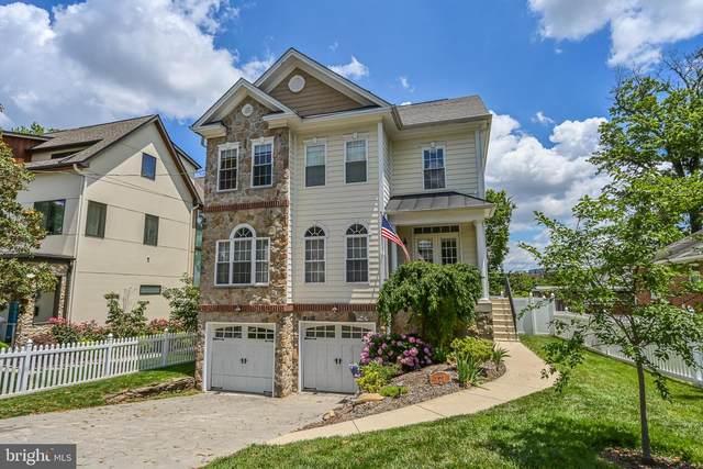 723 N Cleveland Street, ARLINGTON, VA 22201 (#VAAR2000360) :: City Smart Living
