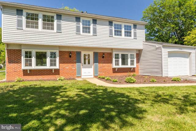 12300 Stonehaven Lane, BOWIE, MD 20715 (#MDPG2000468) :: Tom & Cindy and Associates