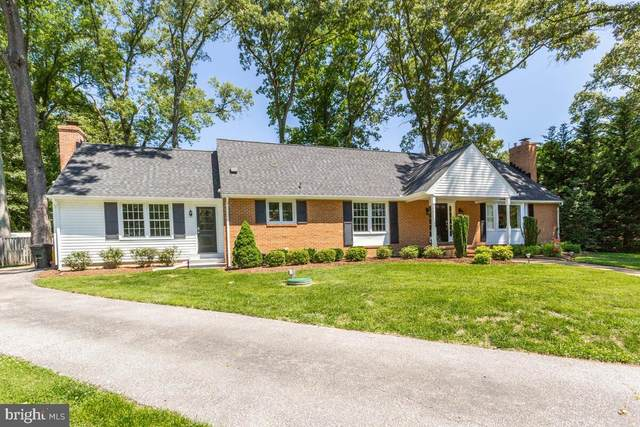 212 Saint Ives Garth, SEVERNA PARK, MD 21146 (#MDAA2000486) :: Boyle & Kahoe Real Estate