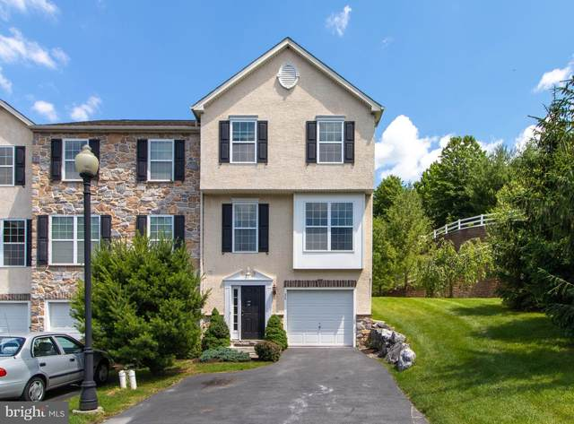 22 Lukens Mill Drive, COATESVILLE, PA 19320 (#PACT2000380) :: The Mike Coleman Team