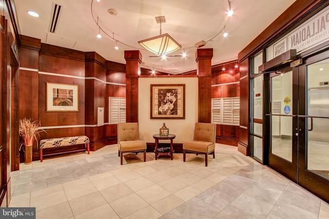 38 Maryland Avenue #507, ROCKVILLE, MD 20850 (#MDMC2000856) :: Dart Homes