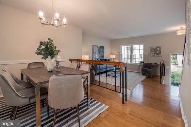 5944 Annaberg Place #199, BURKE, VA 22015 (#VAFX2000663) :: RE/MAX Cornerstone Realty