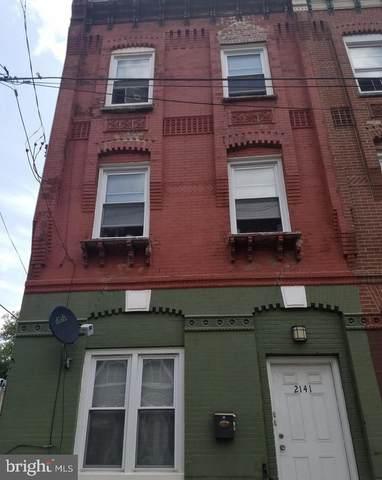 2141 N 20TH Street, PHILADELPHIA, PA 19121 (#PAPH2001600) :: RE/MAX Advantage Realty