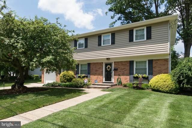 102 Fieldboro Drive, LAWRENCEVILLE, NJ 08648 (#NJME2000298) :: Century 21 Dale Realty Co