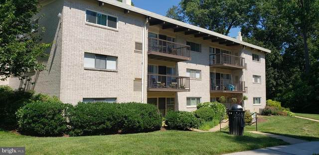 4949 Americana Drive #103, ANNANDALE, VA 22003 (#VAFX2001182) :: Debbie Dogrul Associates - Long and Foster Real Estate