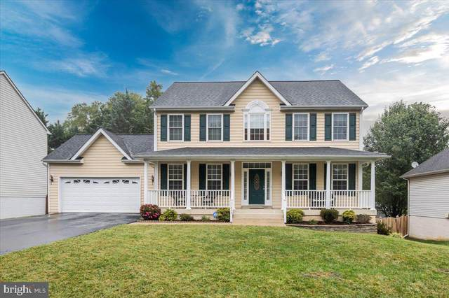11205 Glen Park Drive, FREDERICKSBURG, VA 22407 (#VASP2000089) :: Crews Real Estate