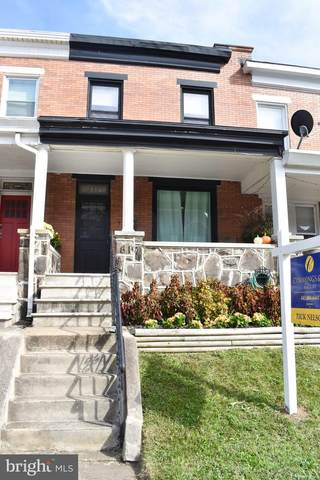 819 Oldham Street, BALTIMORE, MD 21224 (#MDBA2000487) :: ExecuHome Realty