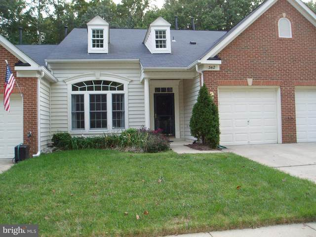 342 Colony Point Place, EDGEWATER, MD 21037 (#MDAA2000319) :: The Sky Group