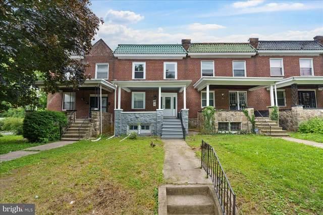 3303 Gwynns Falls Parkway, BALTIMORE, MD 21216 (#MDBA2000714) :: Blackwell Real Estate