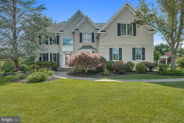 12 Eric Court, PRINCETON JUNCTION, NJ 08550 (#NJME2000302) :: Holloway Real Estate Group