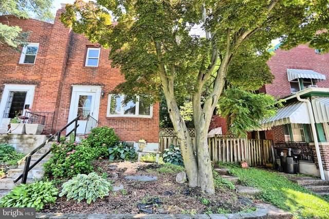 219 S 20TH Street, HARRISBURG, PA 17104 (#PADA2000192) :: The Joy Daniels Real Estate Group