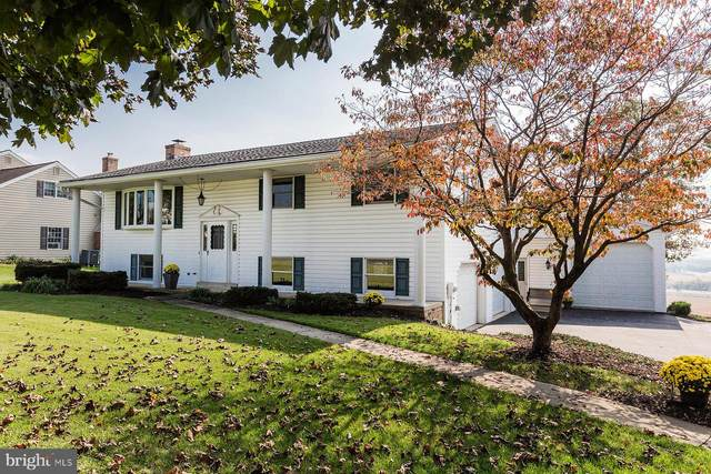 3163 Pleasant View Dr, MANHEIM, PA 17545 (#PALA2000245) :: The Heather Neidlinger Team With Berkshire Hathaway HomeServices Homesale Realty