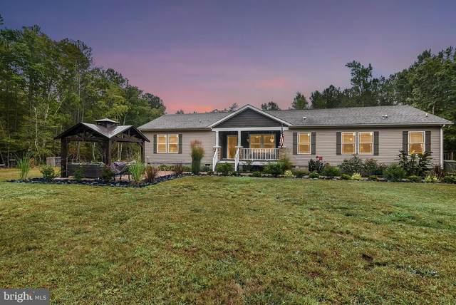 2184 Longfield Road, COLONIAL BEACH, VA 22443 (#VAWE2000027) :: Corner House Realty