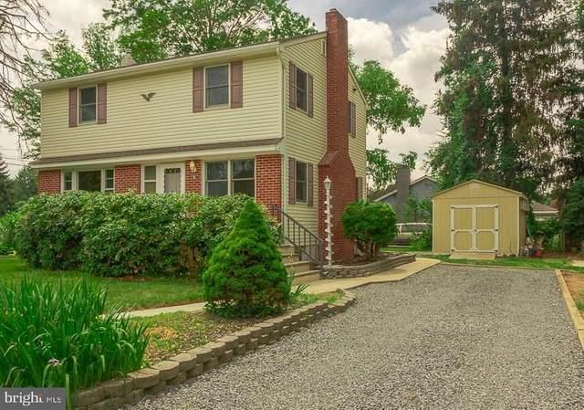 15 Bucknell Avenue, HAMILTON TOWNSHIP, NJ 08619 (#NJME2000308) :: Blackwell Real Estate