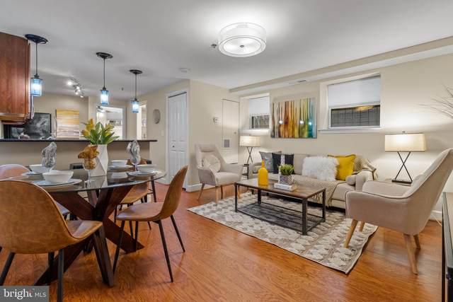 1418 W Street NW #101, WASHINGTON, DC 20009 (#DCDC2000818) :: Crossman & Co. Real Estate