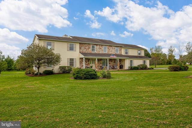 138 Middle Creek Road, GILBERTSVILLE, PA 19525 (#PAMC2000363) :: McClain-Williamson Realty, LLC.