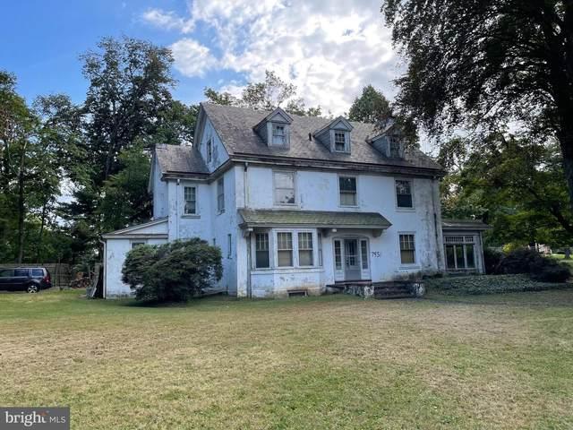 7931 Old York Road, ELKINS PARK, PA 19027 (MLS #PAMC2000367) :: Kiliszek Real Estate Experts