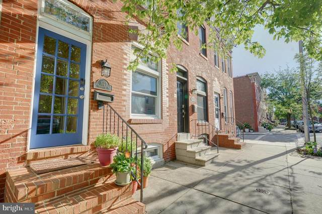 3125 Odonnell Street, BALTIMORE, MD 21224 (#MDBA2000736) :: RE/MAX Advantage Realty
