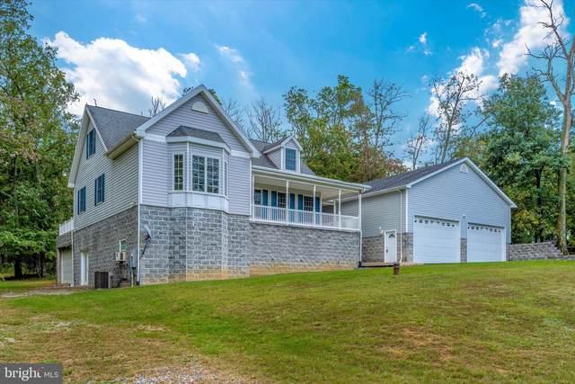 21873 Boonsboro Mountain Road, BOONSBORO, MD 21713 (#MDWA2000089) :: New Home Team of Maryland