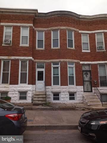 1931 W Saratoga Street, BALTIMORE, MD 21223 (#MDBA2000738) :: RE/MAX Advantage Realty