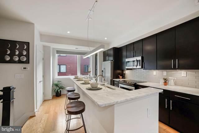 3215 12TH Street NE #102, WASHINGTON, DC 20017 (#DCDC2000679) :: Crossman & Co. Real Estate