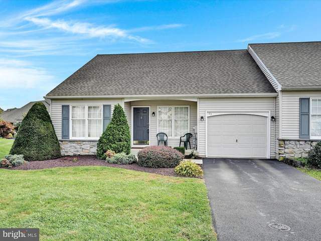 93 Knollwood Road, MILLERSVILLE, PA 17551 (#PALA2000265) :: The Craig Hartranft Team, Berkshire Hathaway Homesale Realty