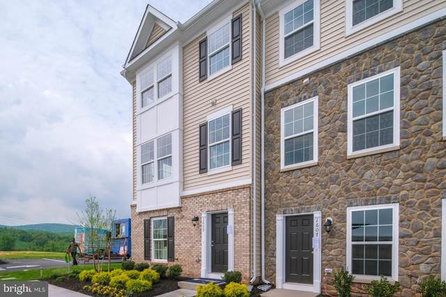 1609 Tydings Park, FREDERICK, MD 21703 (#MDFR2000199) :: The Mike Coleman Team