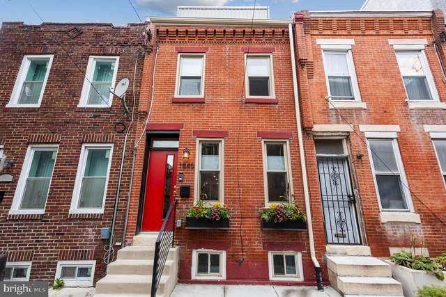 1845 Gerritt Street, PHILADELPHIA, PA 19146 (MLS #PAPH2001293) :: PORTERPLUS REALTY