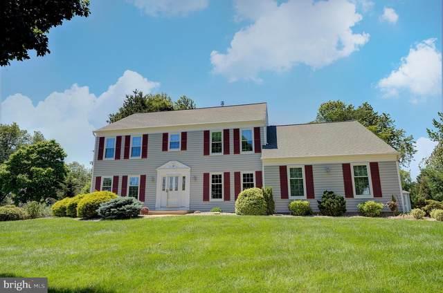 14 Ellsworth Drive, PRINCETON JUNCTION, NJ 08550 (#NJME2000310) :: The Schiff Home Team