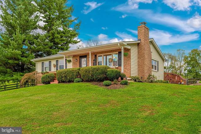3811 Akers Drive, MOUNT AIRY, MD 21771 (#MDCR2000113) :: Revol Real Estate