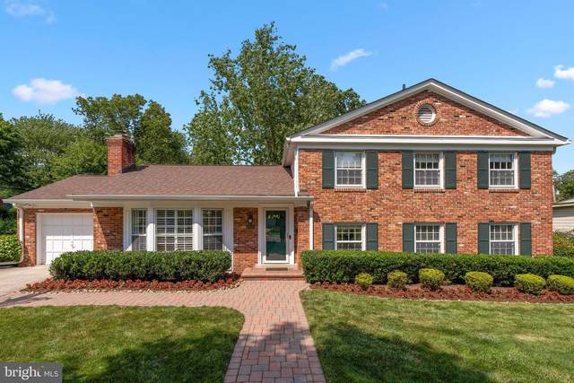 6837 Old Stage Road, NORTH BETHESDA, MD 20852 (#MDMC2000950) :: The Redux Group