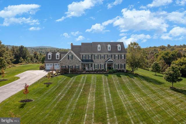 5 Pine Run Drive, DILLSBURG, PA 17019 (#PAYK2000275) :: The Heather Neidlinger Team With Berkshire Hathaway HomeServices Homesale Realty